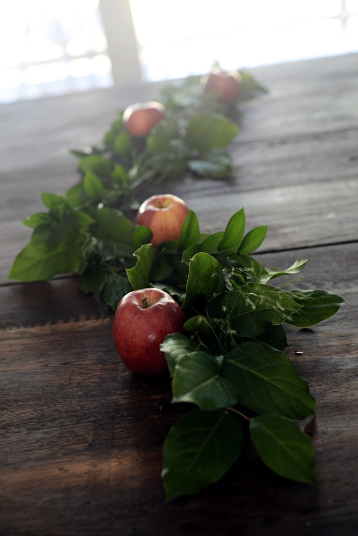 DIY table garland (6)