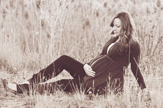 Good Morning Loretta Maternity Pictures
