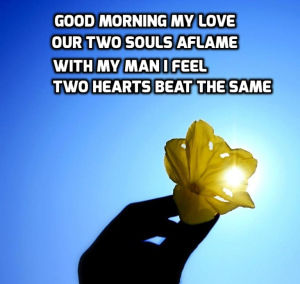 Good Morning for my Love