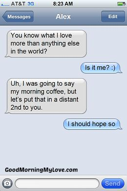 Funny Good Morning sms Messages_FunnyText Messages 11