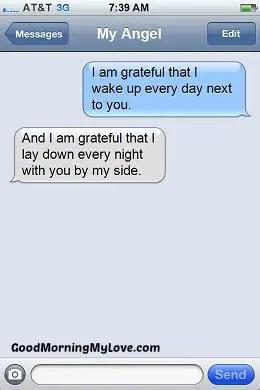 Good Morning Love sms_Romantic Good Morning sms 1