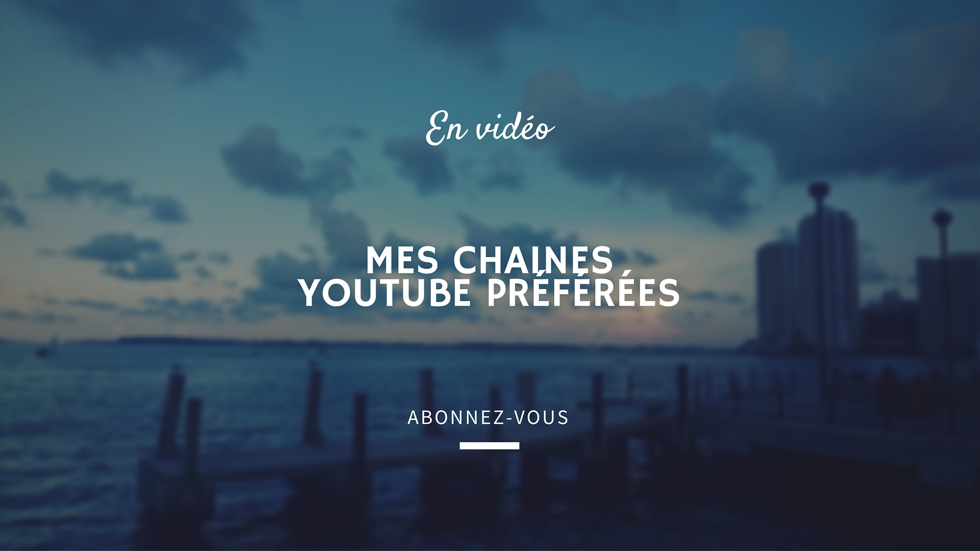 Les 10 meilleures chaines YouTube Voyage… Pour Voyager !!