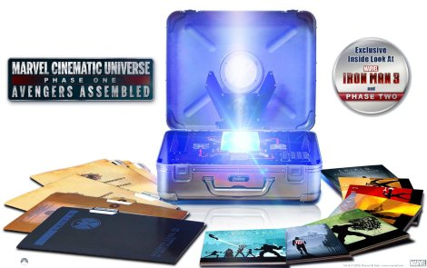 Avengers Blu-ray Box Set