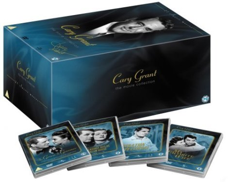 Cary Grant DVD Boxed Set
