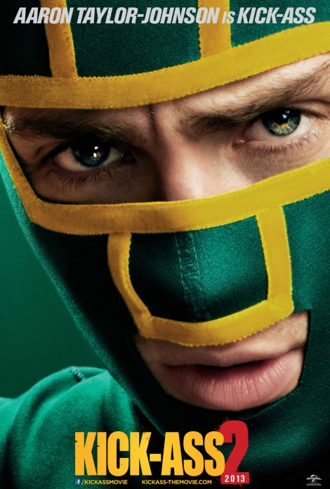 Kick-Ass 2 Character Poster