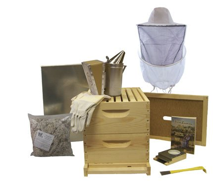 8 Frame Bee Hive Kit