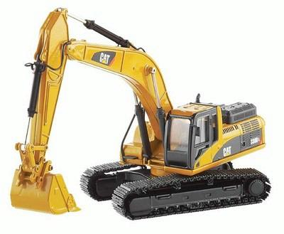 NORSCOT CAT 330D HYDRAULIC EXCAVATOR 1:50 SCALE