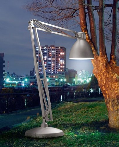 THE GREAT OUTDOOR FLOOR LAMP BY ITRE