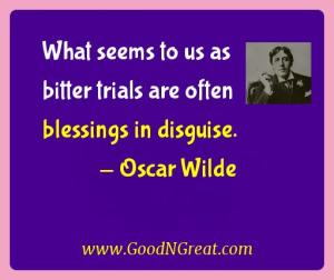 Oscar Wilde Success Quotes