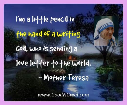 Best custom essay about mother teresa