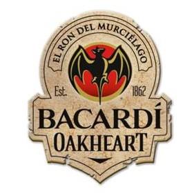 GSN Review: Bacardi Oakheart Rum