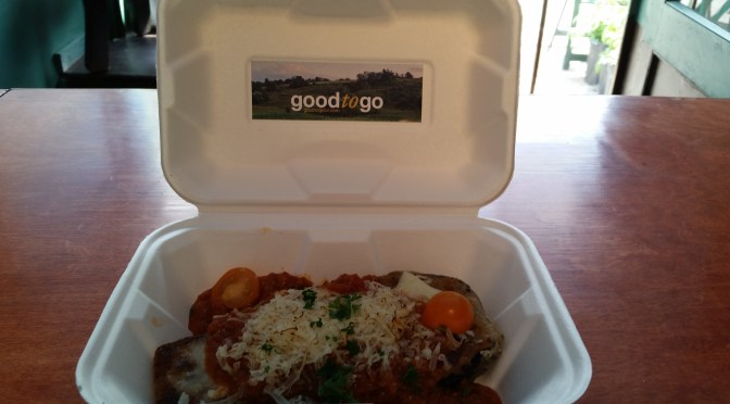 Meatless Monday: Eggplant Parmesan is Good to Go