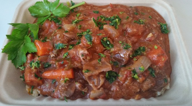 Local Grass-fed Beef Osso Buco