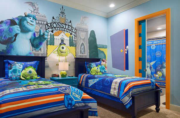... Disney Bedroom Ideas Monsters Inc ...