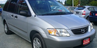 2000 Mazda MPV No Accidents