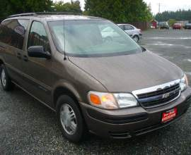 2003 Chevrolet Venture  Very Low KM