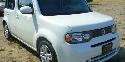 2009 Nissan Cube SL-122 HP Year end Clearance Was $13900 **