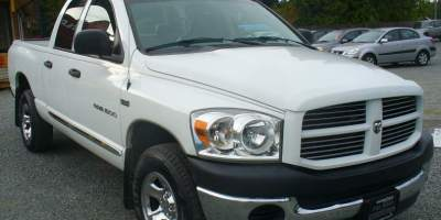 2007 Dodge Ram 1500 Crew Cab 4X4 Low KM!
