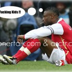 Photo Exclusive: Gallas Smoking Last Season!