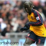 Wenger Bemoans 'Serious' Sagna Injury