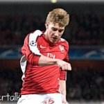 Bendtner Given Surprise Arsenal Start