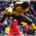 Match Report: Middlesbrough 1-1 Arsenal