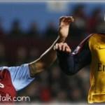 Rewind: Aston Villa 2-2 Arsenal