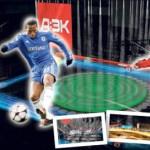 Fabregas, Gerrard, Villa & Drogba do battle at the O2 (Video)