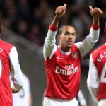 Arsenal cruise to Carling Cup win over Newcastle