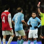 Sagna misses next three games as Arsenal decide against appeal