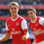 Arsenal Goals of the Season – #8 Aaron Ramsey v Man United