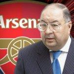 Usmanov wants bigger stake in Arsenal