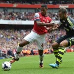 Gnabry pushing for starting place against Swansea