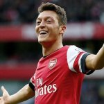 VIDEO: Özil scores fourth league goal as Arsenal draw with Everton