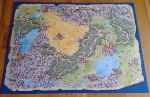 Elfenland board