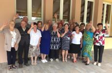 Więcej o: Seniorzy wykonali #GaszynChallenge