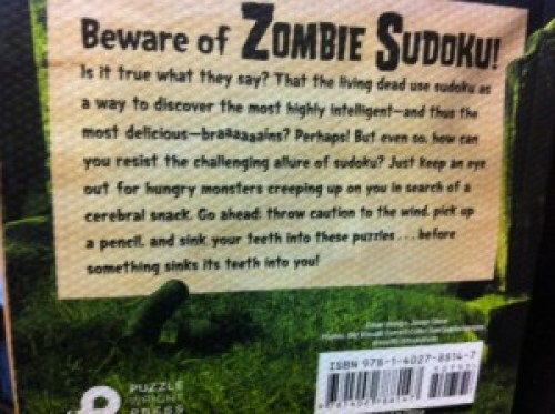 Zombiesudoku
