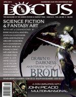 locus magazine cover