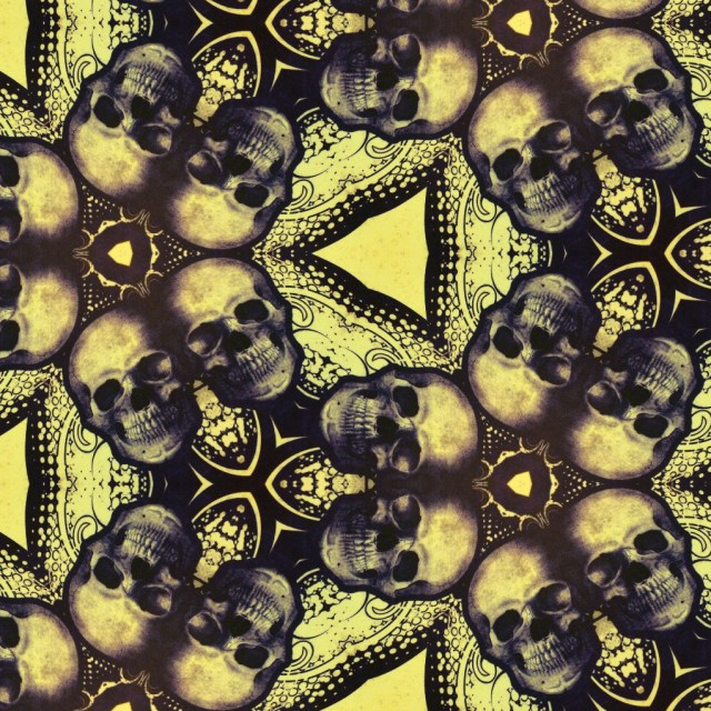 """""""Skull Clusters"""" - Get the wallpaper sized image on flickr"""