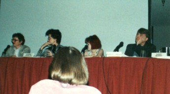 Abyss Panel at World Horror Con II
