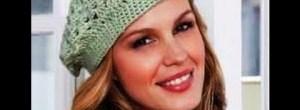 10 gorros tejidos a crochet para mujer