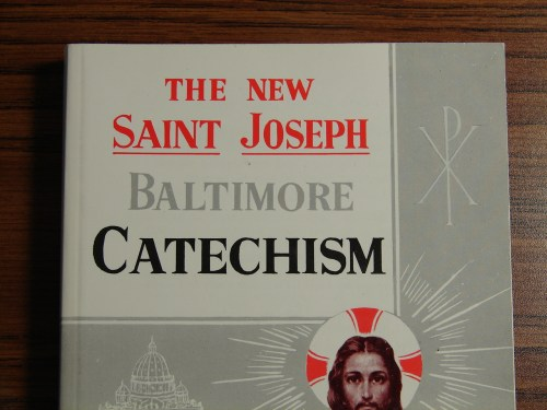 The New Saint Joseph Baltimore Catechism