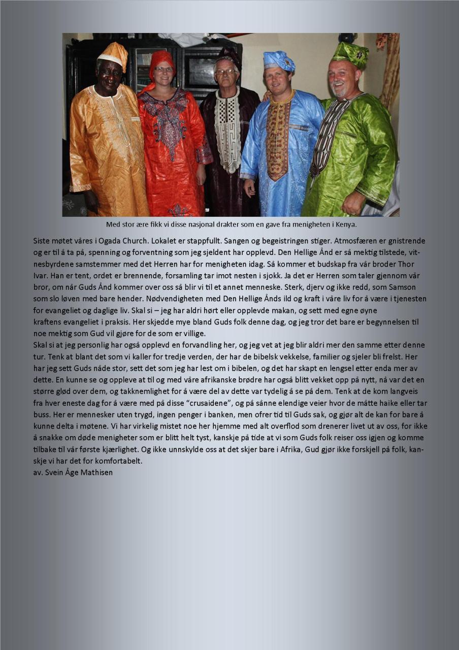 kontaktsbrev nr 4 - 2012 - side 12
