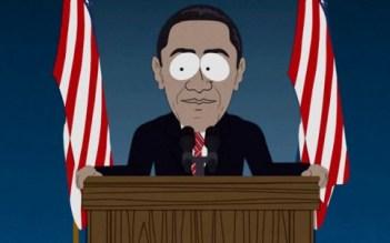 South Park - Obama Wins!