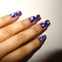 Nail Art In Home