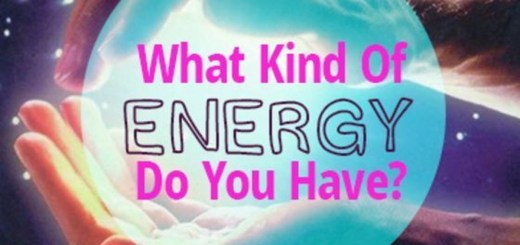 Discover What Kind Of Energy Do You Have - TEST