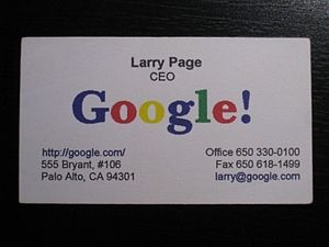 300px Larry page card