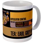 Tea: Earl Grey Hot
