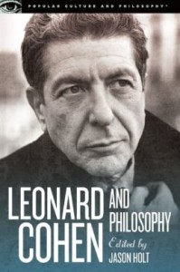 Cohen and Philosophy Book Imaage