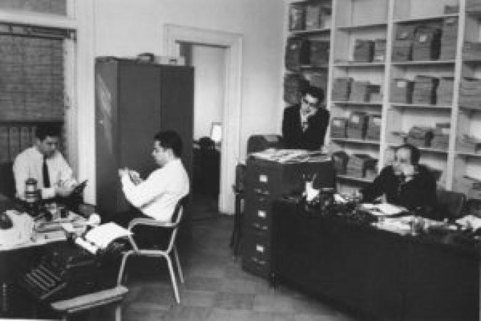Rapoport Match office